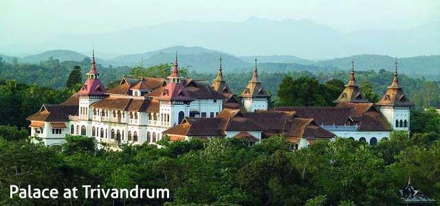 Palace at Trivandrum